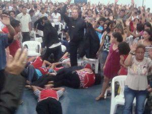 Ministraçao profética em Porto Velho / RO